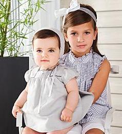modelos de nanos en moda infantil