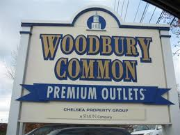 centro outlet de Woodbury Common