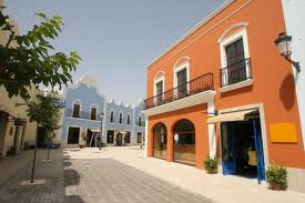 centro shopping outlet la noria