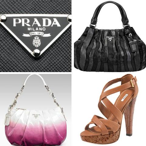 tienda outlet de Prada