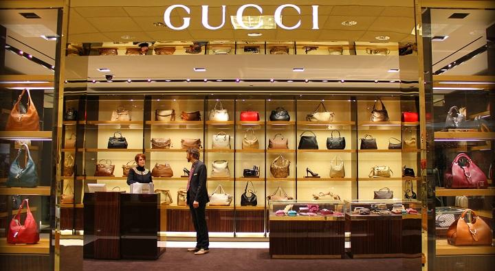 tienda outlet de Gucci