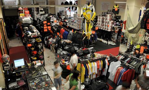 tienda outlet moto en Vigo