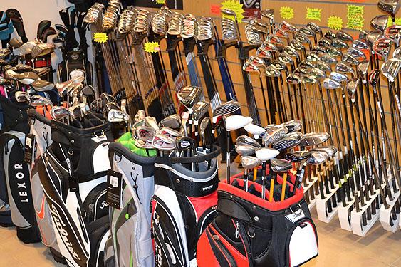 tiendas outlet de golf en España