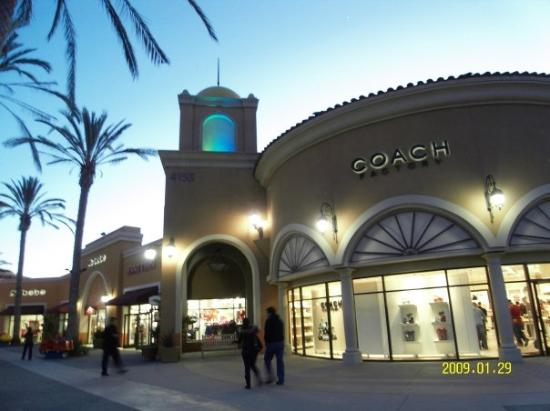 Factory Outlet de San Diego California